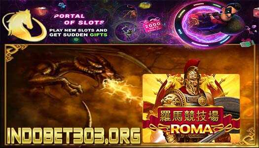 Slot Roma Kategori Game Machine Vivoslot